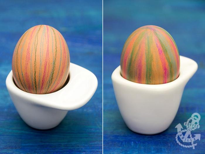 las mejores propuestas de huevos de pascua originales, técnicas sensillas y bonitas en imagines