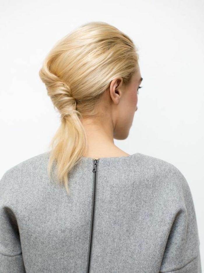 las mejores ideas de peinados para bodas media melena, moños bajos originales en 80 imagines