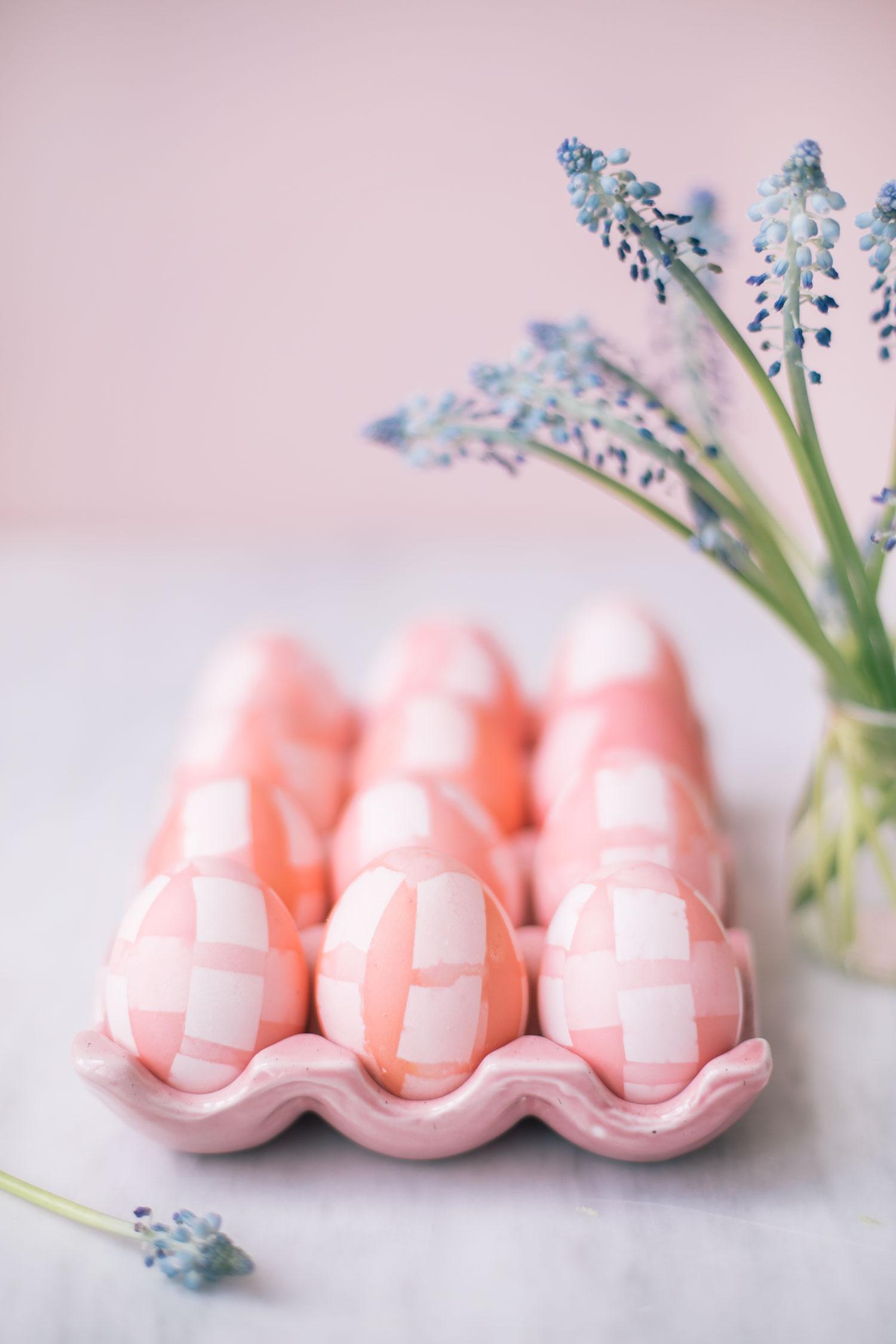 los mejores ejemplos sobre como hacer huevos de pascua, decoración primaveral casera