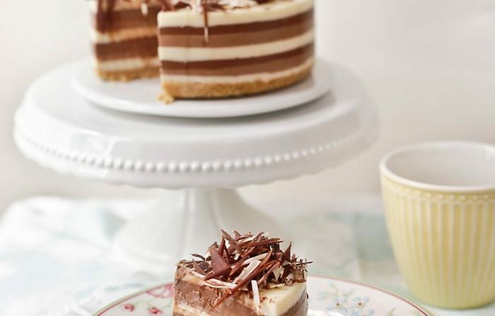 como hacer tarta de tres chocolates con gelatina, algunas recetas y más de 80 fotos de tartas de chocolate