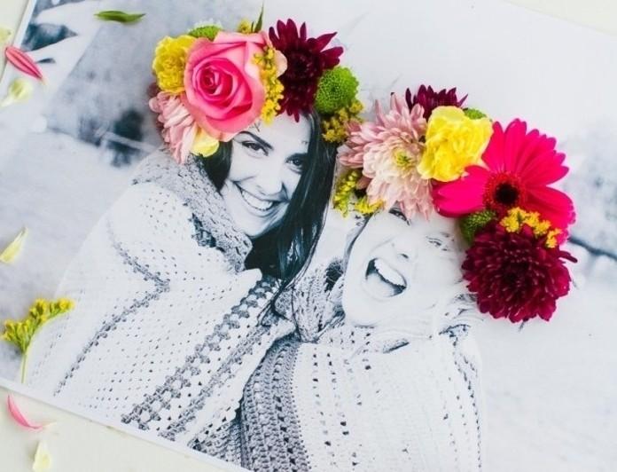 ideas unicas de regalos hechos a mano con fotos, ejemplos de regalos para tu mejor amiga