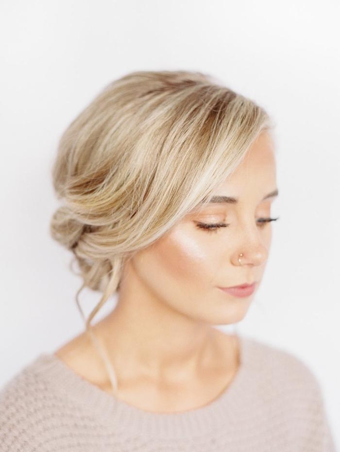 peinados con trenzas bonitos, tutoriales de peinados elegantes y fáciles de hacer paso a paso