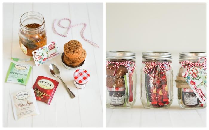 regalos para los amantes del té, ideas de regalos para amigo invisible, detalles hechos a mano para regalar, kit para los fans de té