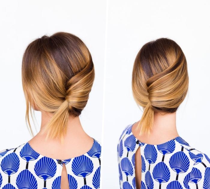 bonitas ideas de peinados faciles para niñas, peinados para pelo largo y media melena en imagines