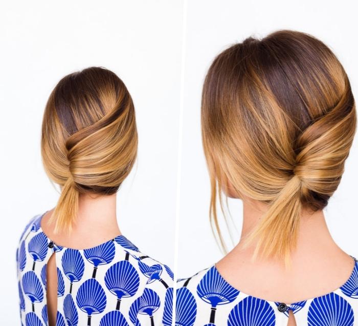 los peinados más originales para media melena y cabello largo, peinados faciles para niñas