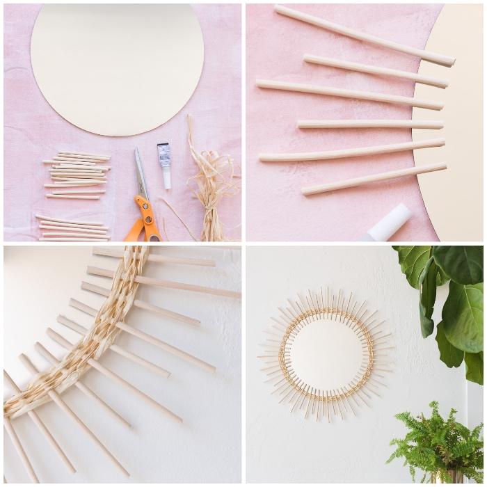 originales ideas de proyectos de bricolaje DIY paso a paso, decoración del hogar en primavera
