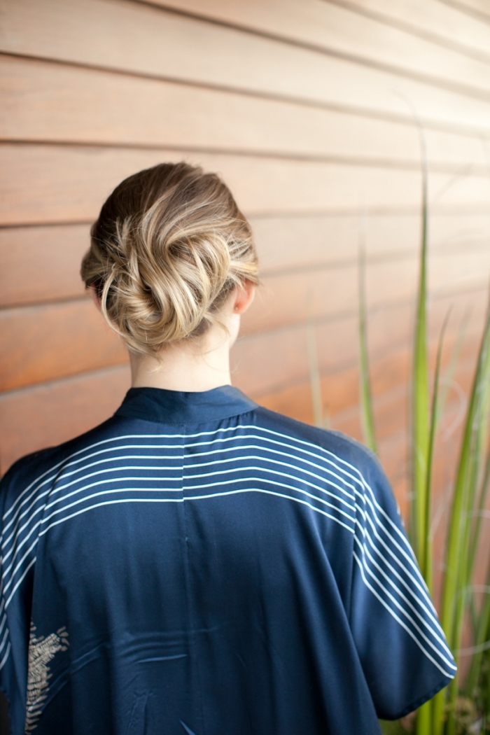 originales ideas de peinados de novia para media melena y pelo corto, peinados bonitos y elegantes