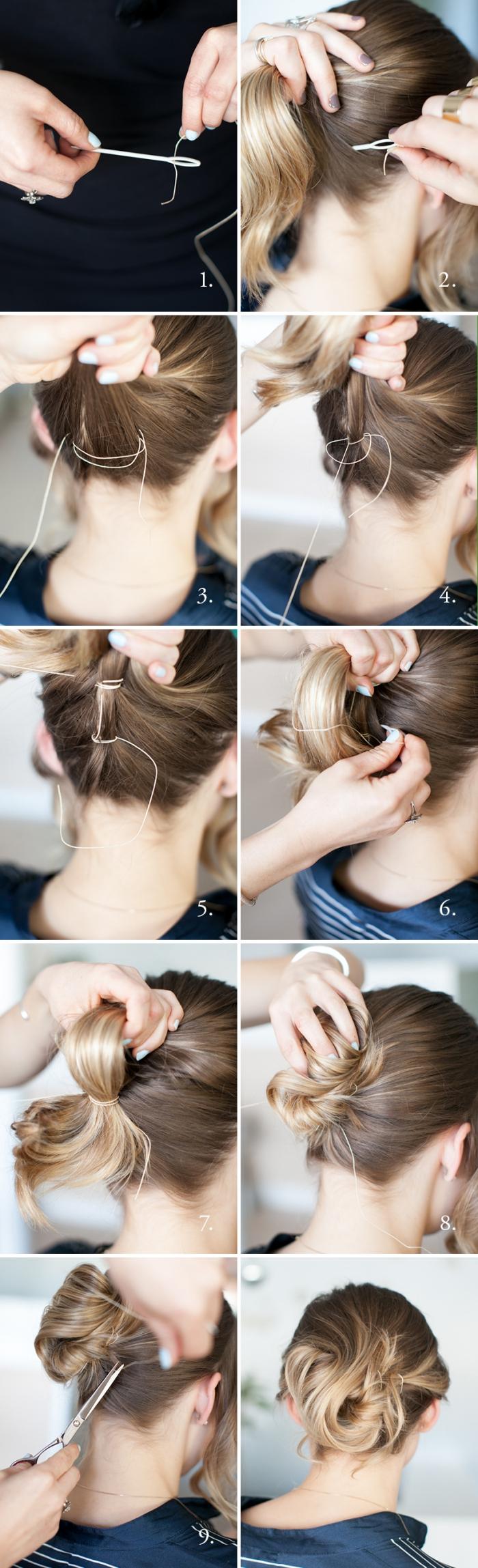 peinados de novia para cabello corto y media melena, tutoriales de peinados hermosos y originales