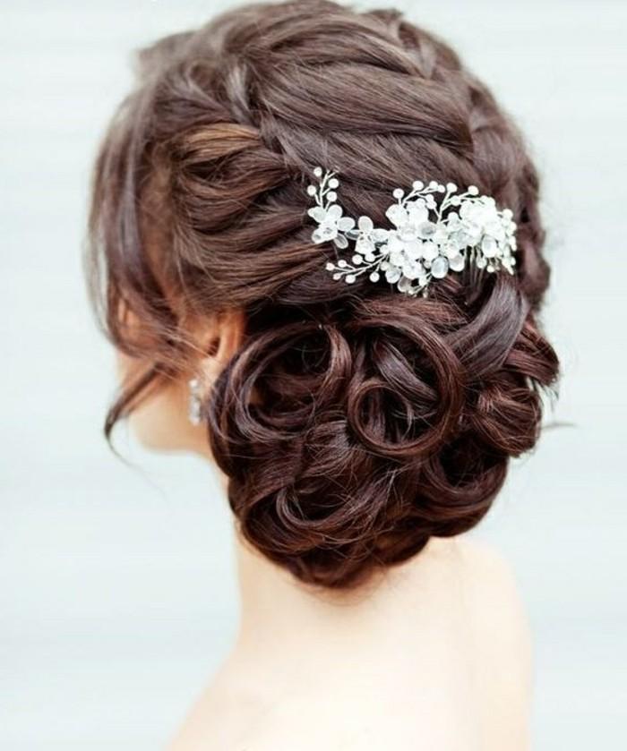 peinados faciles paso a paso, preciosos ejemplos de peinados novia trenzados, más de 100 fotos de peinados