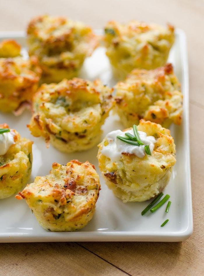 recetas vegetarianas navidad originales, fotos de entrantes ricos sin carne, tartaletas de queso