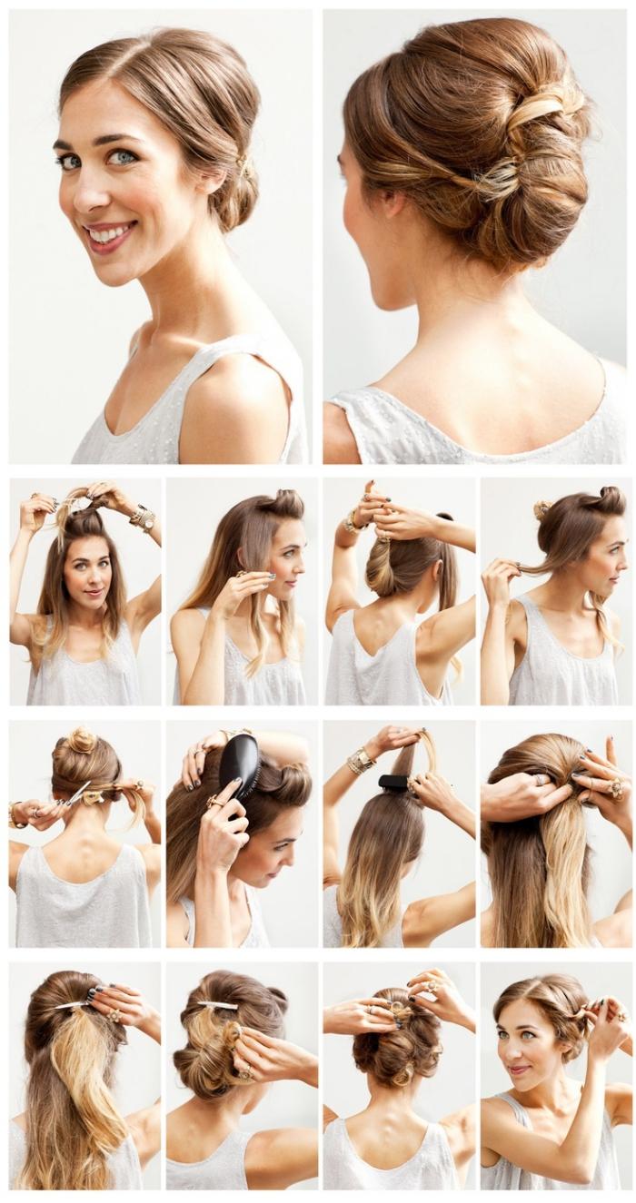 elegantes propuestas de peinados de trenzas, 124 imagines de peinados trenzados super elegantes