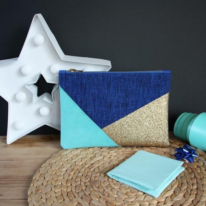 pequeño monedero DIY hecho a mano, regalos para mujeres originales en fotos con tutoriales