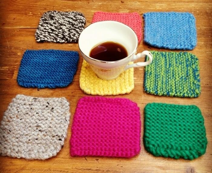 posavasos bonitos tejidos a mano, detalles para regalar únicos, regalos especiales para tus amigos, ideas de pequeños detalles para regalar