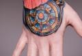 Tatuajes en la mano: 100 excelentes ideas en imágenes