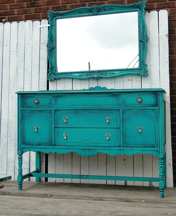 1001 ideas sobre c mo pintar muebles antiguos paso a paso for Muebles antiguos reciclados