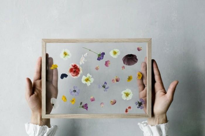 como hacer regalos bonitos y únicos hechos a mano, regalos especiales en bonitas imagines, cuadros decorativos DIY para tu pared