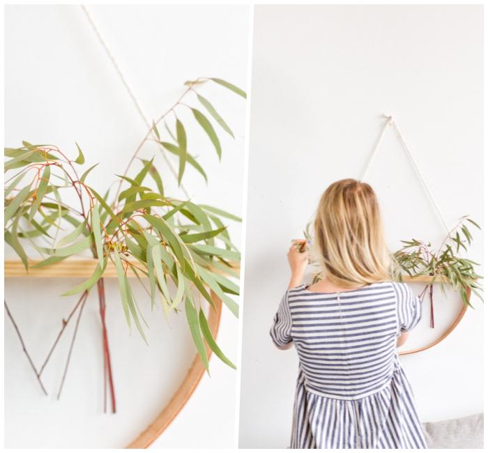 simpáticas propuestas para decorar el hogar en primavera, manualidades decoracion fáciles