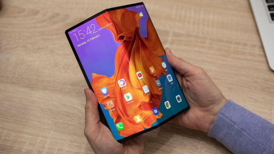 télefono plegable Huawai, información y consejos sobre los teléfonos plegables 2019