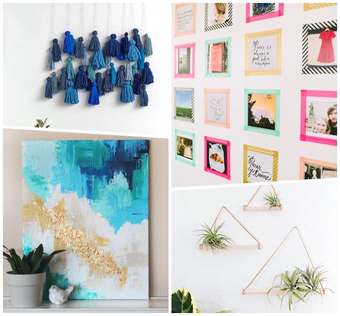 las mejores propuestas de panel decorativo pared, cuadros decorativos y otros detalles para decorar el salón