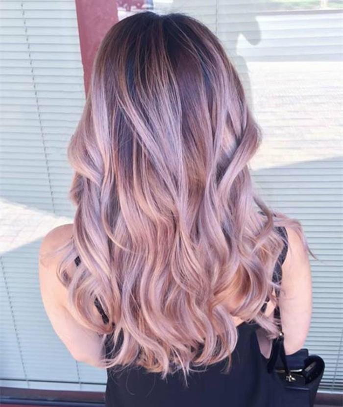 como escoger el mejor color de pelo para morenas, fotos de color de pelo para morenas y algunos consejos