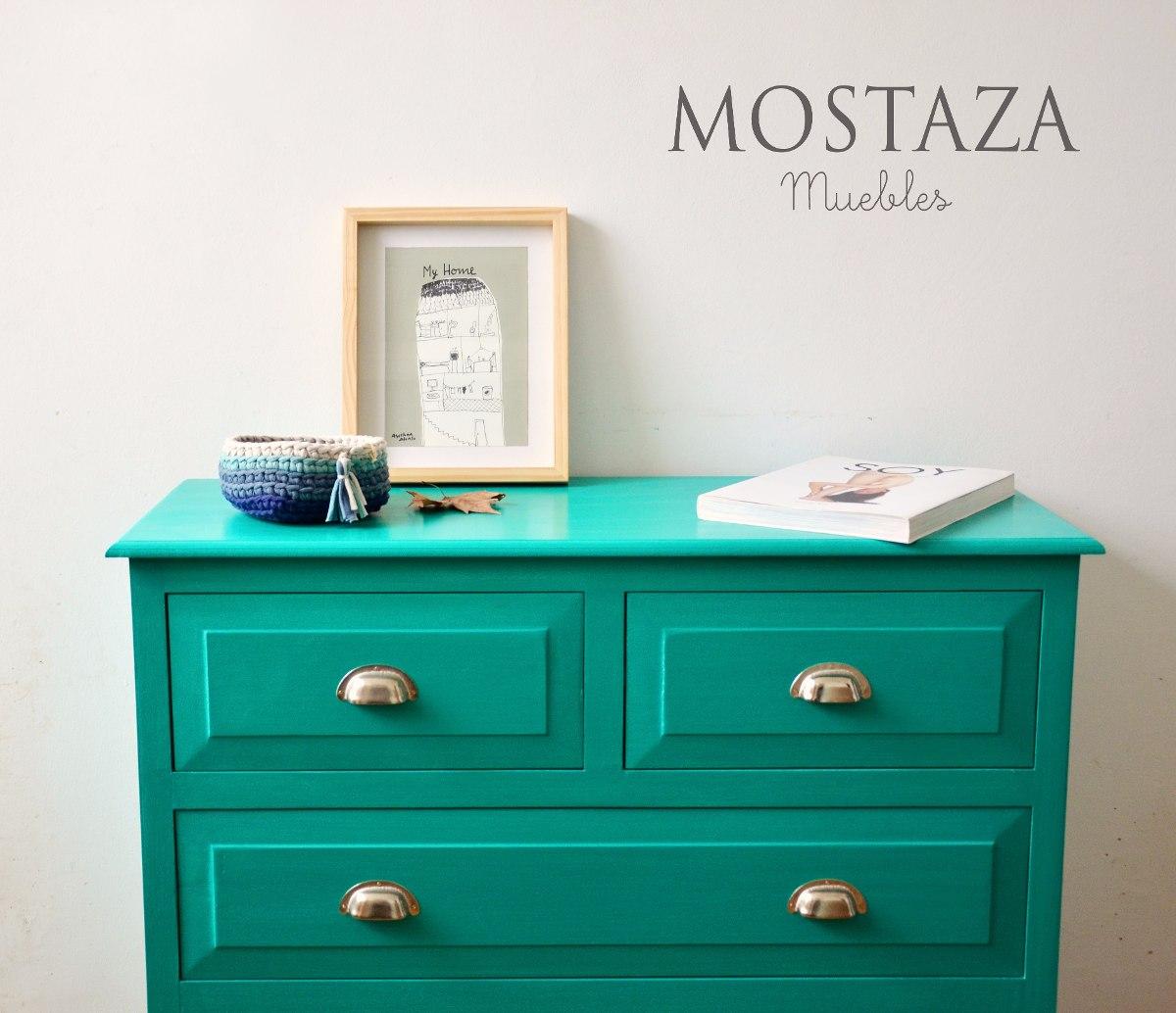 los mejores ejemplos sobre como pintar un mueble de madera de otro color, armarios viejos pintados en colores vibrantes