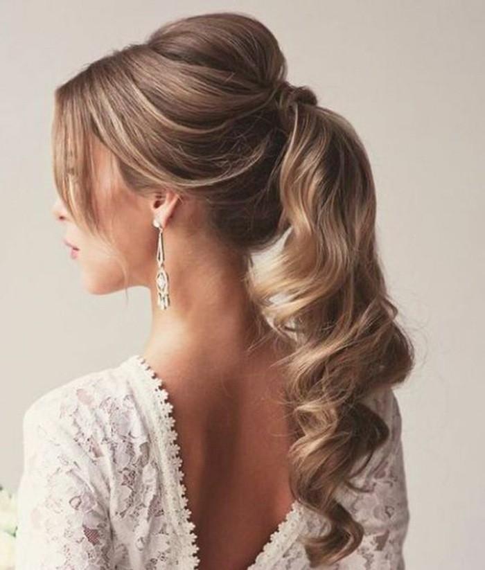 cuáles son las mejores propuestas de recogidos para novias, más de 124 propuestas de peinados de novias