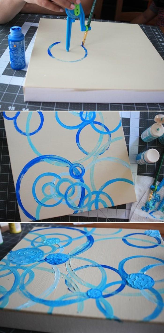 diseños únicos de pinturas DIY para decorar el hogar, decoracion de paredes de salon