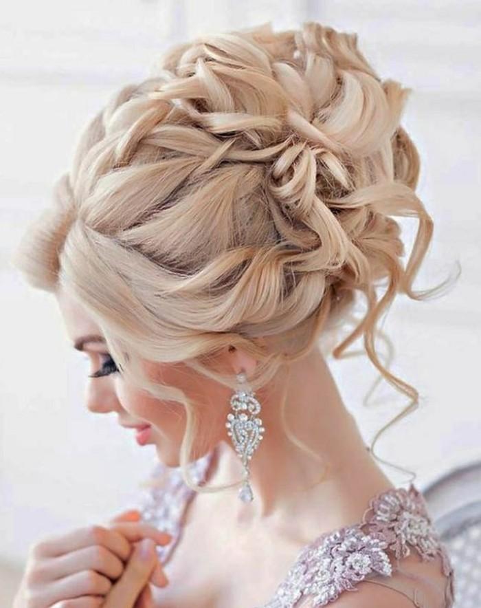 peinados para pelo largo originales y bonitos en imagines, alucinantes ideas de peinados de novia