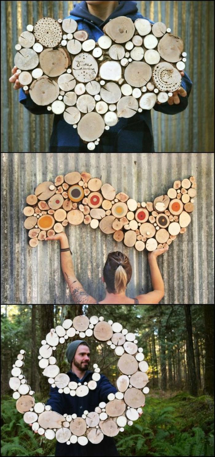 detalles para regalar unicos, piezas de madera hechos a mano, fotos de decoración casera