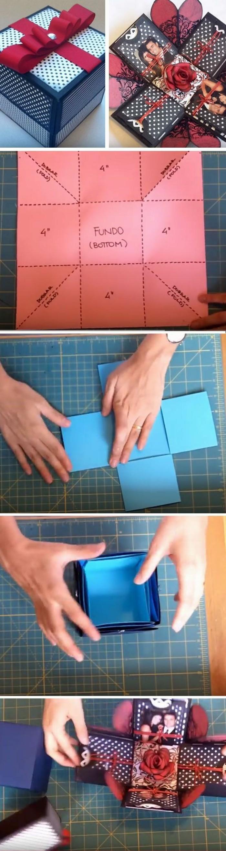 ideas de regalos fáciles y ideas para regalos de cumpleaños, manualidades para regalar super originales
