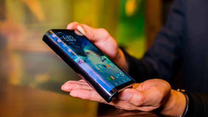 cuáles son las ventajas del telefono pantalla plegable, teléfonos modernos 2019, diferentes marcas y precios