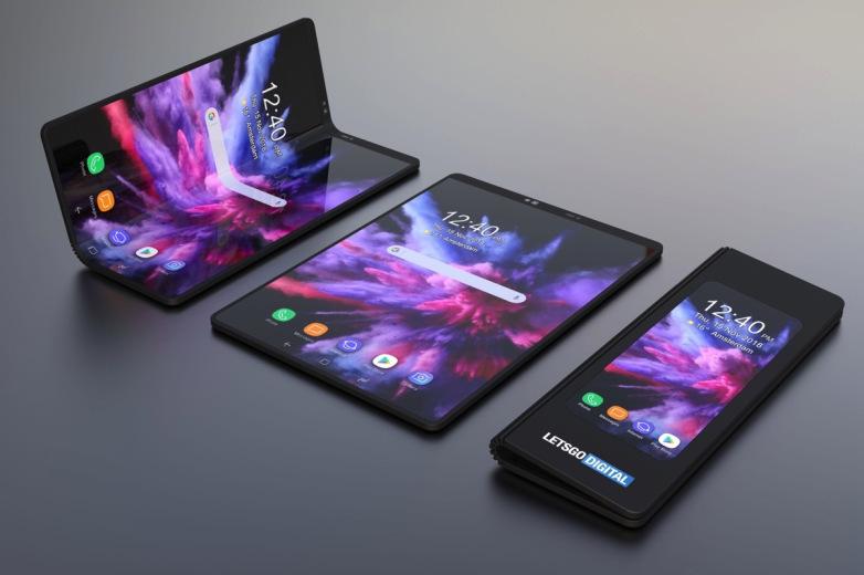 cuáles son los télefonos plegables más buenos, ventajas, precios y todo lo que tienes que saber sobre los teléfonos plegables 2019
