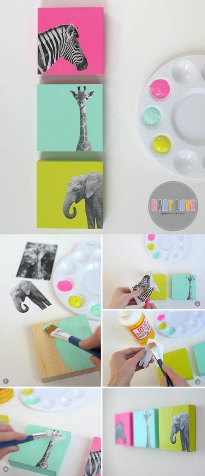 manualidades decoracion simpáticos para niños y adultos, como adornar la casa en primavera