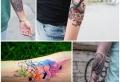 101 ideas e inspiraciones para un tatuaje en el antebrazo