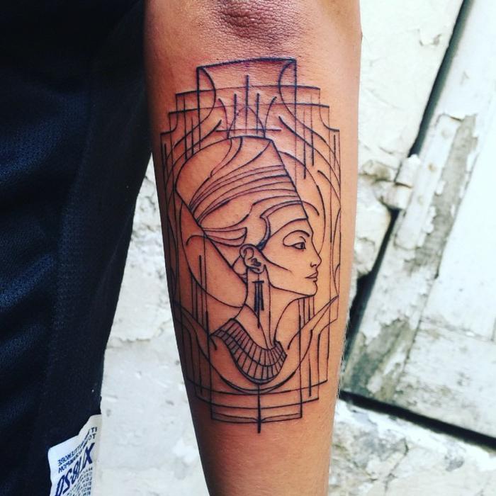 los mejores diseños de tatuajes en el antebrazo, tatuajes egipcios con simbologia, tattoos egipcios y su significado en fotos