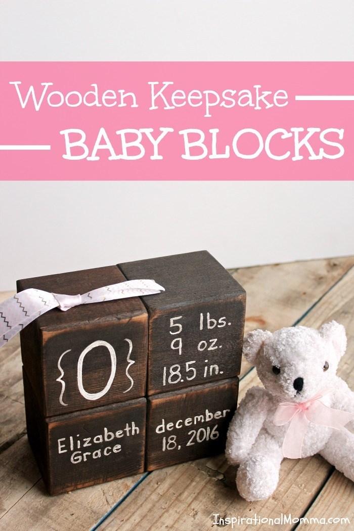 regalo hecho a mano de madera, bonitos recuerdos para regalar a una bienvenida de bebé, regalos para recien nacidos