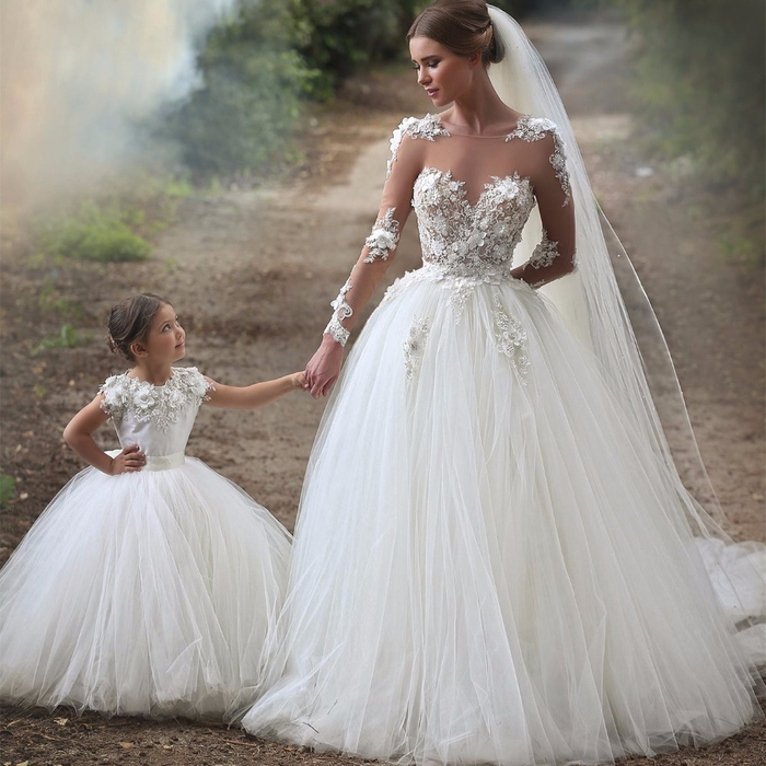 los mas preciosos vestidos de novia princesa para cada gusto, más de 80 diseños de vestidos de tul y encaje, vestidos en estilo princesa