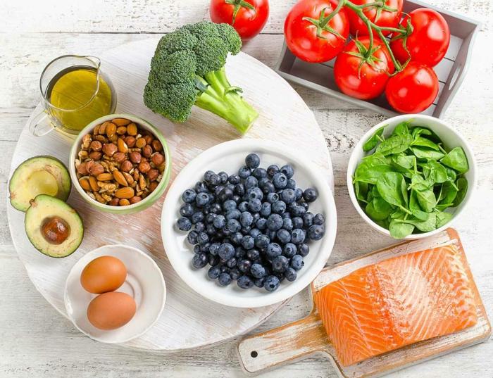 cuál es la alimentación perfecta para un menu balanceado, ideas de comidas para adelgazar en imagines con recetas paso a paso