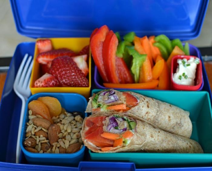 ideas de comidas para adelgazar en imagines, que debe contener tu menu para un almuerzo equilibrado, ideas en imagines