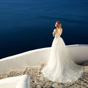 Vestido de novia princesa: el complemento perfecto para tu boda de cuento de hadas