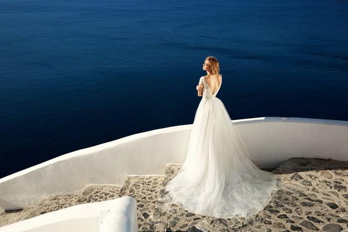 preciosos ejemplos de vestidos corte princesa novia, los mejores diseños de vestidos de novia modernos y bonitos