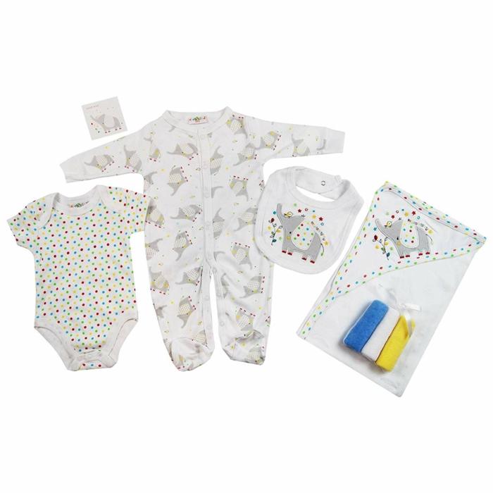 regalos para bebes personalizados para bebé sexo neutral, preciosas prendas con dibujos para bebés recién nacidos