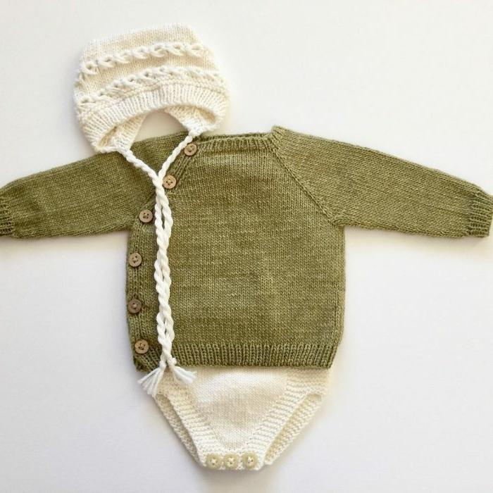 regalos personalizados para bebes recien nacidos, prendas para bebés bonitas, originales ideas de prendas hechas a mano