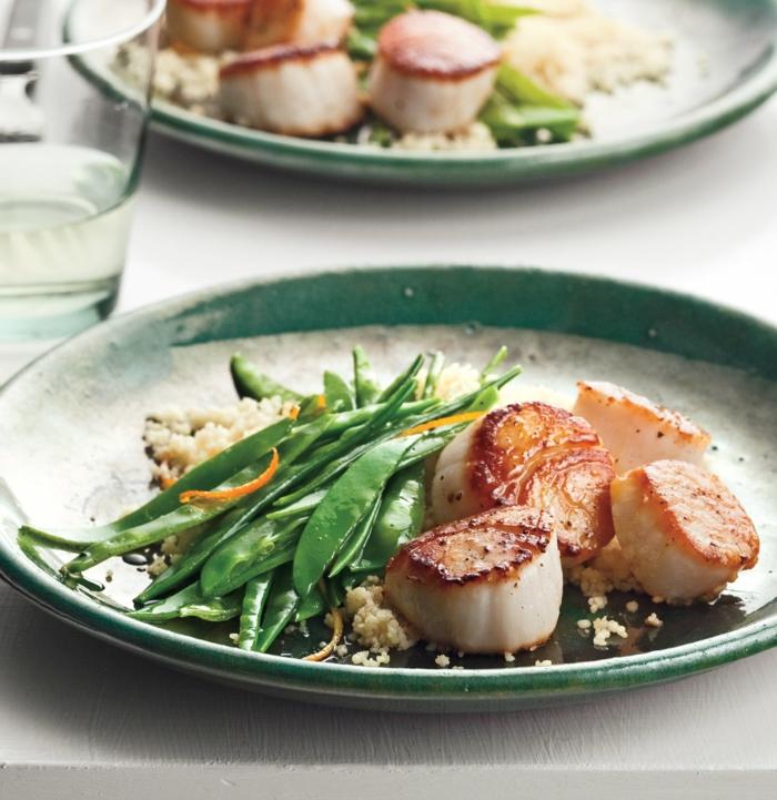 originales recetas bajas en calorías paso a paso, platos con mariscos y verduras super ricos, originales ideas de recetas paso a paso