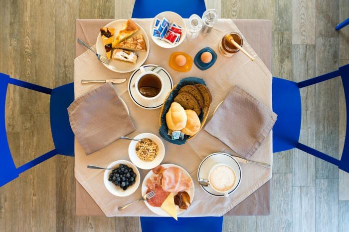 ejemplo del desayuno ideal, alimentación saludable para empezar el día, ideas de menus para adelgazar en imagines