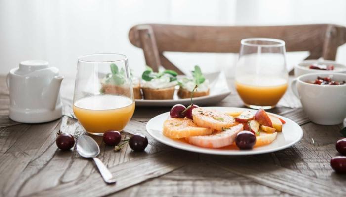 menus para adelgazar con frutas y verduras, desayuno fácil de hacer paso a paso, recetas de platos saludables y ricos