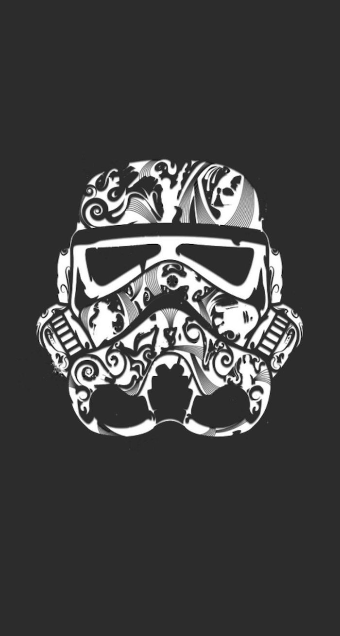 imagines bonitas para los fans de Star Wars, las propuestas más originales de fondo pantalla para tu teléfono móvil