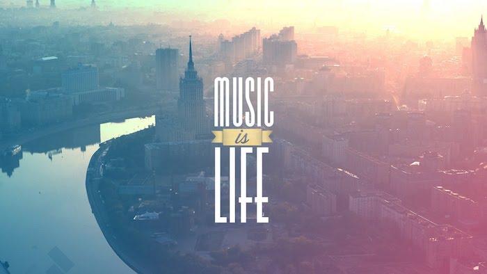 la musica es vida, fondos de pantalla con frases, ideas originales de fondos de pantalla fotos, originales propuestas de fotos urbanas