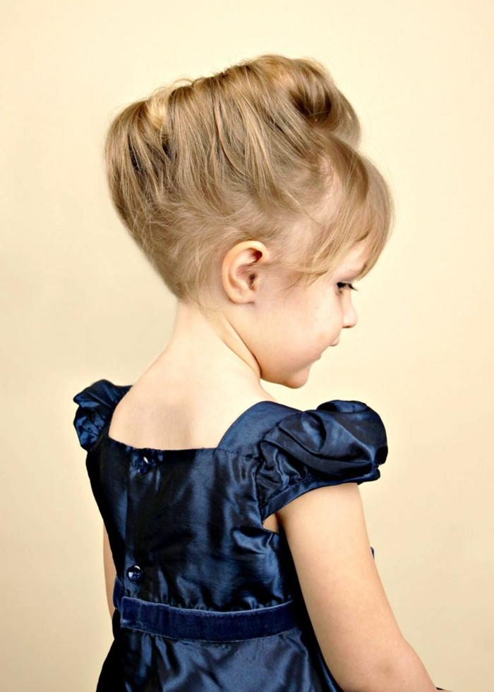 peinados para comunión originales, peinados medievales pelo suelto y pelo recogido, precioso moño cabello muy largo