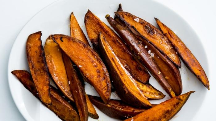ideas de alimentos bajos en calorias, batatas, comidas rápidas y fáciles para hacer en 20 minutos en casa, menus saludables